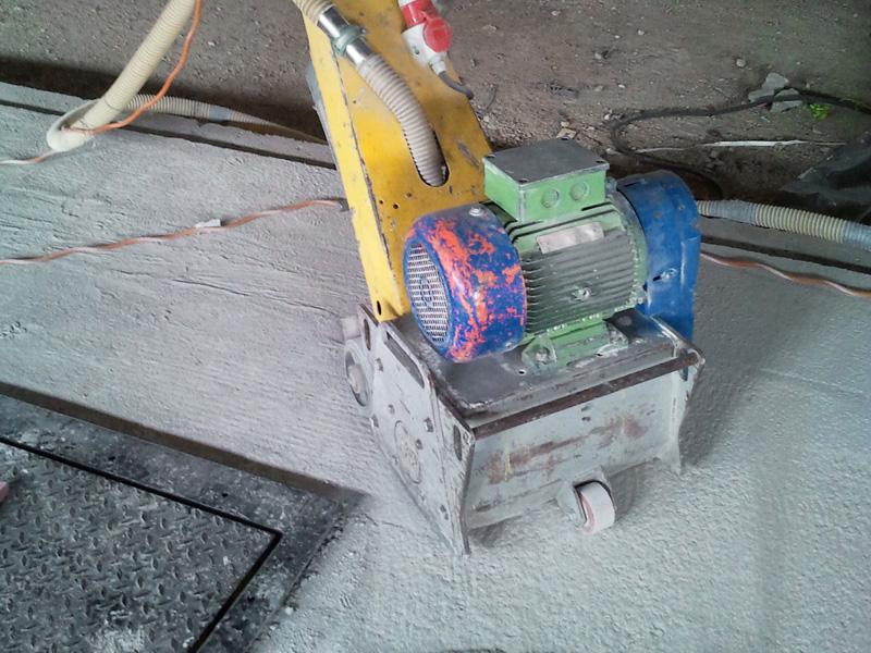 Betonfußboden Fräsen ~ Betonboden fräsen berlin betonfräsen dbs betonbohren und sägen